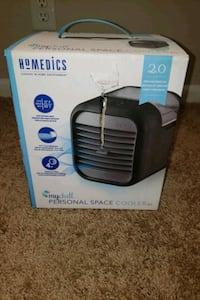 Homedics personal space cooler Winston-Salem, 27106