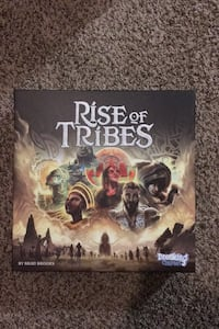 Rise of Tribes board game Columbia, 38401