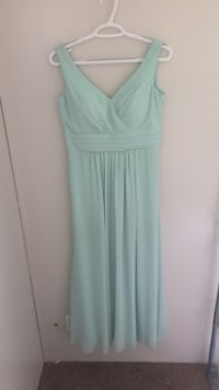 Mint Levkoff Dress