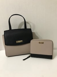 NWT Kate Spade 2 Way Bag & NWT Matching Wallet  Milton, L9T 4K1