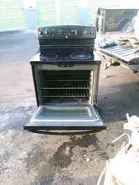 GE flat top electric stove Capitol Heights, 20743
