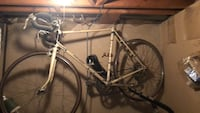 Gray and black road bike team and black RALIGH 610 Weinmann... Vintage excellent condition  Pickering, L1V 6P1