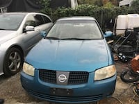 2005 Nissan Sentra Capitol Heights