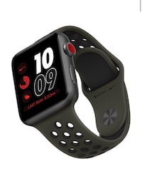 Apple Watch series 2 42mm Nike band new  Seattle, 98109