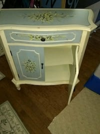 "Small hand painted cabinet 30"" L Alexandria, 22315"