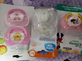 New Baby items