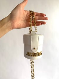 Jacquemus mini shoulder bag