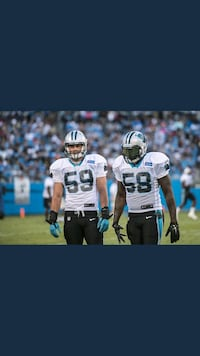 Panthers Tix v Cowboys Mooresville, 28117