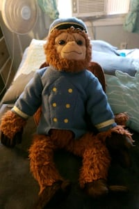 Finley the flying monkey from Wizard of Oz 486 mi