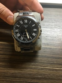 FOSSIL Q HYBRID STAINLESS STEEL WATCH Mississauga