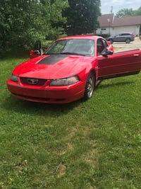 2004 Ford Mustang Westland