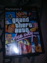 Grand theft auto vice city PlayStation 2 Baltimore, 21240