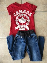 Girls 6/7 outfit Guelph, N1K 1Y7