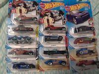 Collection Hot Wheels $2 each Lowell, 72745