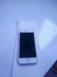İphone 5 s silver