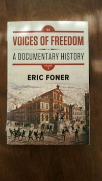 Voices of freedom Eric Foner San Bernardino, 92405
