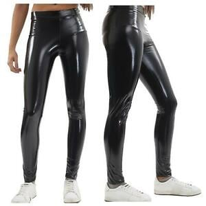 American apparel shiny tights