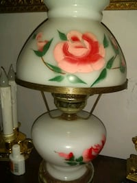 Antique Vibtage Floral Lamp Frederick, 21702