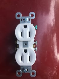 Electric plug brand new in box 2$ , 8 for 15$ Dearborn, 48126