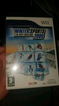 Winter Sports 2008 spill Nintendo Wii Oslo kommune, 0986
