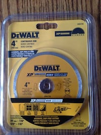 4 inches DeWalt rim in pack Ajax, L1S