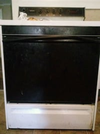 black and gray induction range oven Rochester, 14611