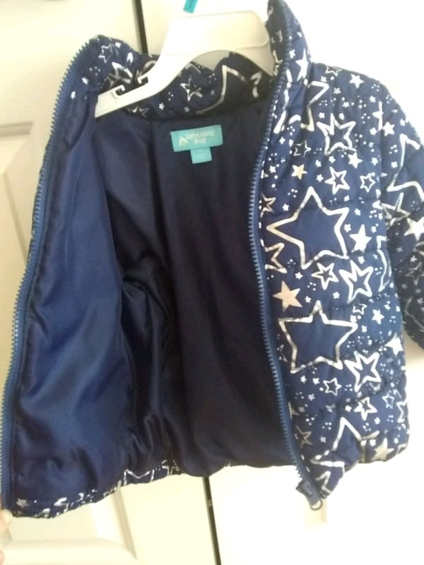 3T Toddler's Fall/Winter Jacket by Lightning Bug d57c4a0b-e409-4e9a-9242-a102d3aed801