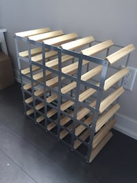 Wine rack for 25 bottles Toronto, M6H 0J1