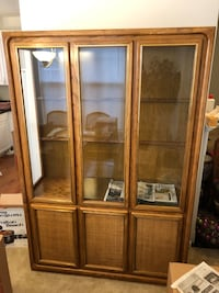 China cabinet and 6 chairs Baltimore, 21202