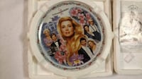 Nikkis World The Young And The Restless Collector Plate 1993 Crestley Tamaqua