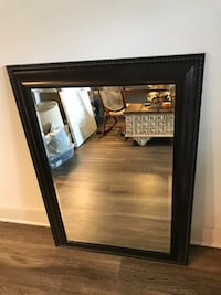 Large Accent Mirror Raleigh