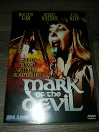 Mark of the Devil (Horror DVD) Gaithersburg