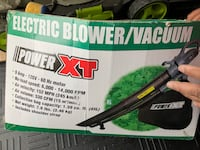 green and black electric string trimmer box Calgary, T3K 1X3