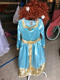 Brave dress up costume shoes are 9/10 Nazareth, 18064