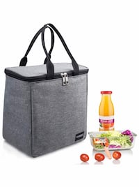 Brand New Lunch Bag, Large Lunch Tote Bag Waterproof Insulated Lunch Bags for Men &Women Arnold, 63010