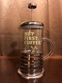 French Press Coffee Maker Erie, 16503