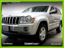2005 Jeep Grand Cherokee Limited,