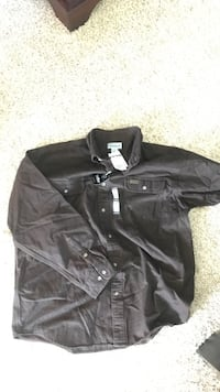 Xl Carhartt denim shirt Lethbridge, T1J 5E2