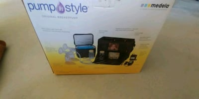 Breast Pump, great condition, $350 retail