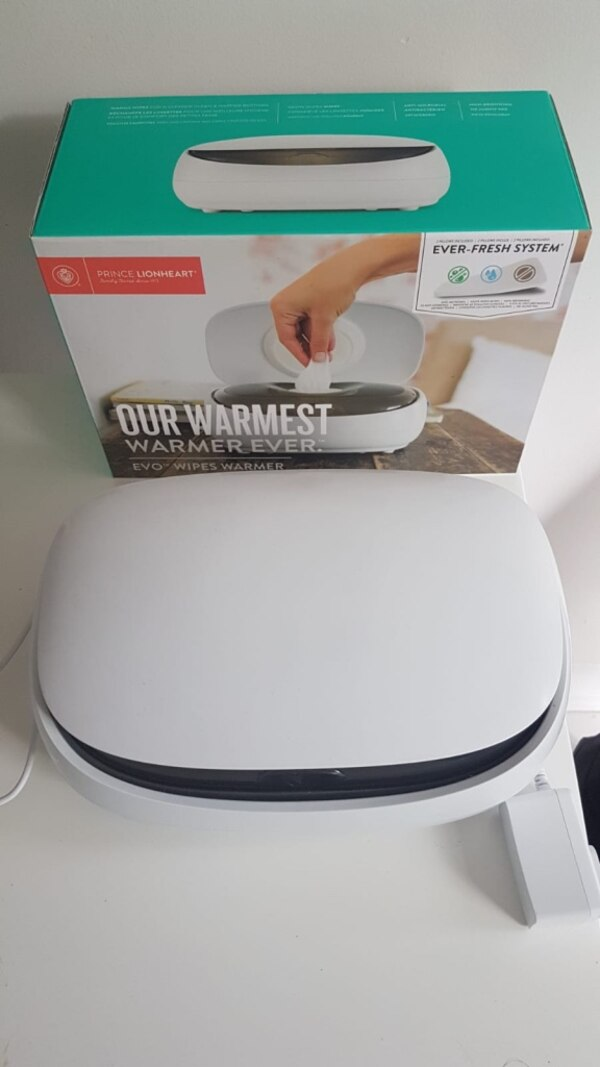 Premium Wipes Warmer - Brand New never used