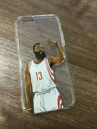 Coque iPhone 6 & 6s - James Harden Toulouse, 31400