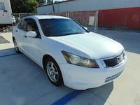2008 Honda Accord come with warranty  Jacksonville