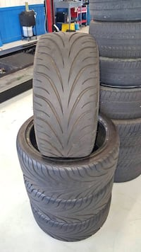 set of federal Tires. Tires Only Adelphi, 20783