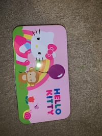 Hello Kitty Pencil Case & Makeup Bag & Color Pack Wichita, 67220