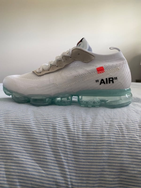 Nike vapormax off white 4
