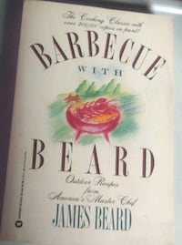 Barbecue With Beard from Chef James Beard Paperbac Danville, 17821