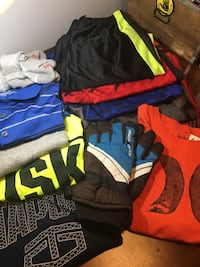 Lot of Boys Clothes Size 14/18 Galway, 12074