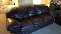 2 leather couches for sale Arcade, 95608