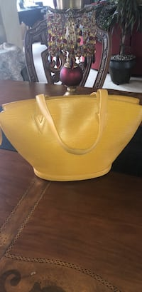 LV Inspired purse gorgeous mustard yellow Salinas, 93908