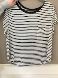TWO stripped T Shirts BOTH FOR $5